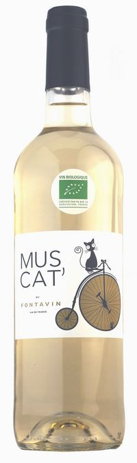 MUS CAT' by Fontavin